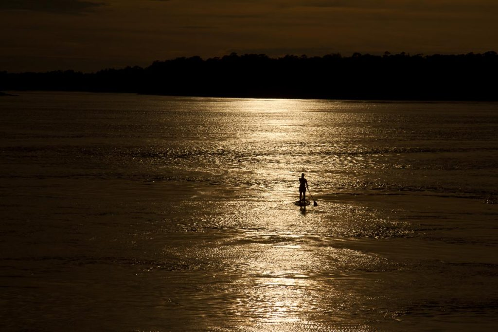 SUP Amazon by Expedition Photographer Paddy Scott