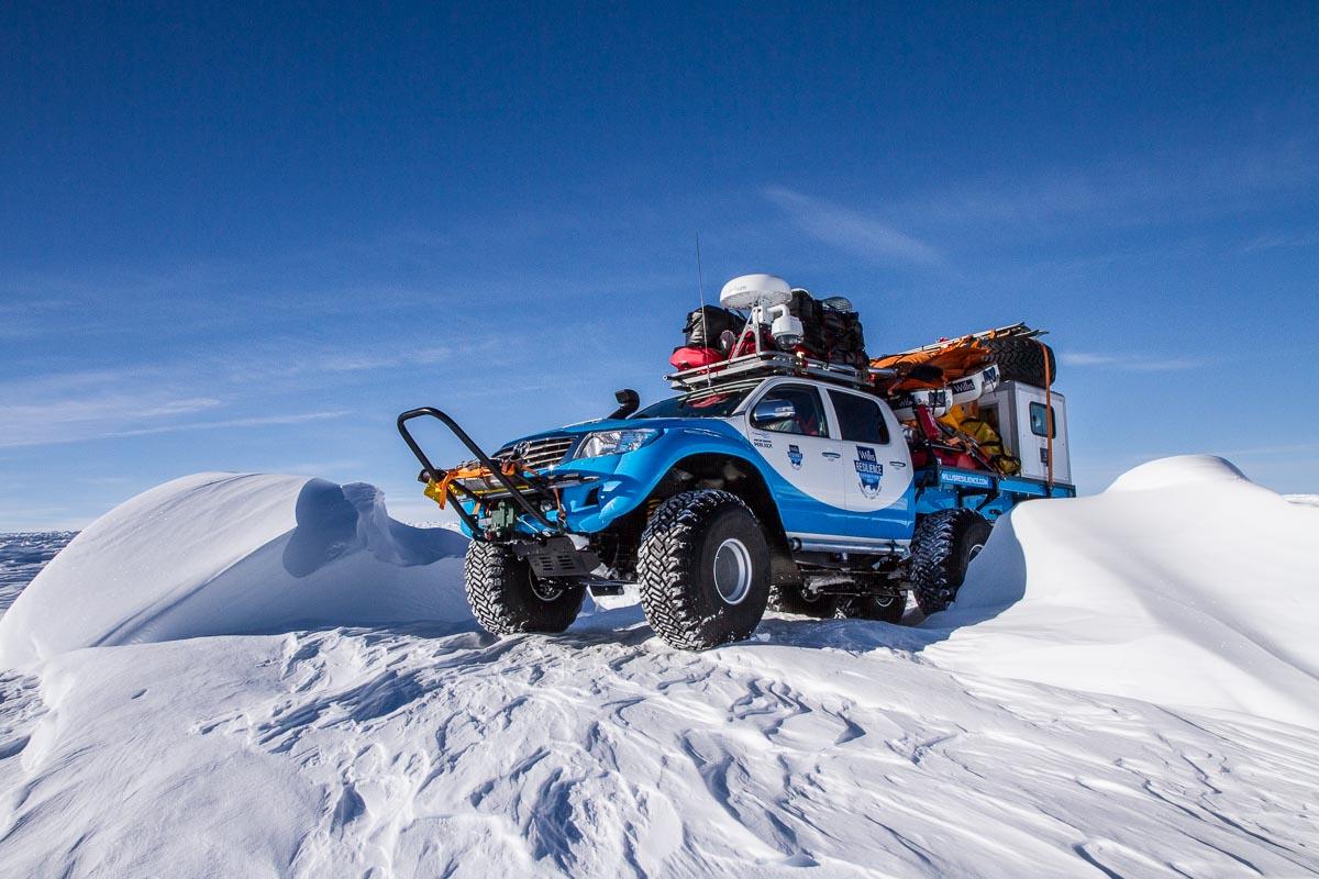 Arctic Truck - Icebreaker