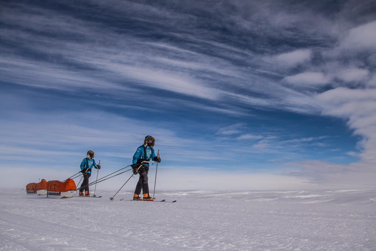 Changing Weather Antarctica by expedition photographer Paddy Scott