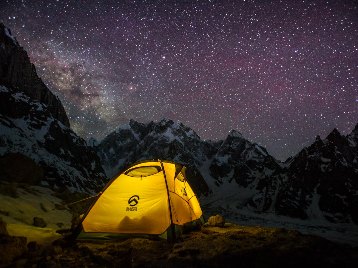 Milkyway Rising - Expedition Photography