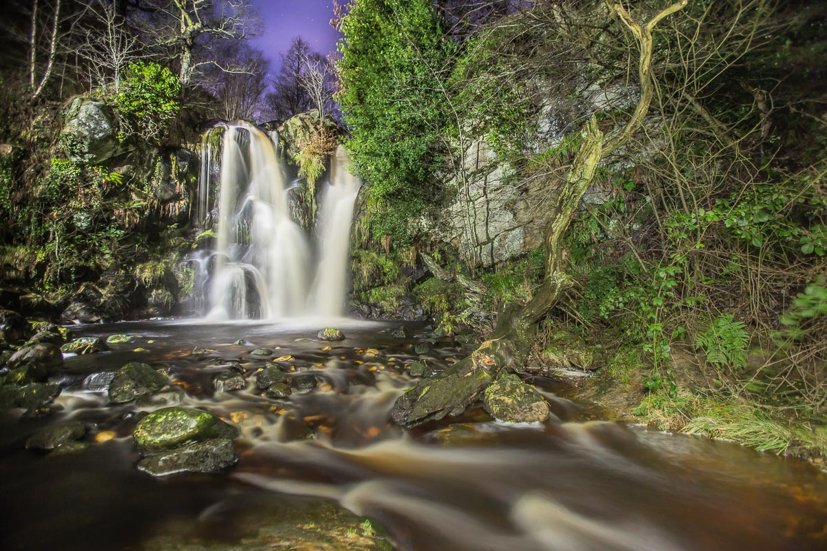 Posworth Falls - Landscape Photography