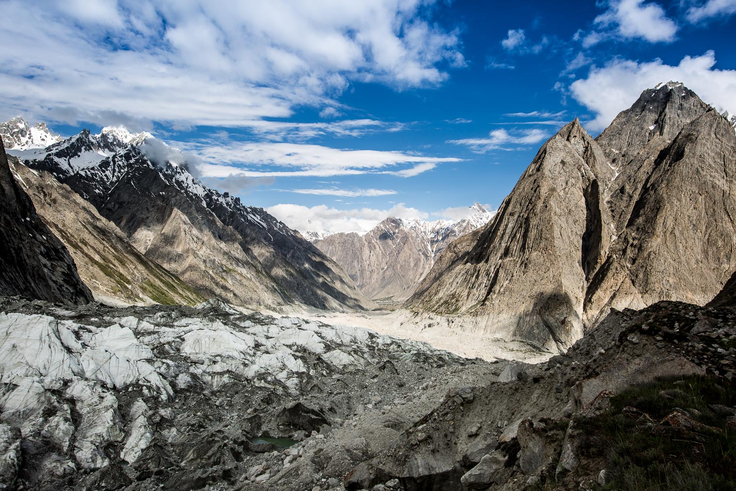 Hushe Valley - Pakistan Expedition