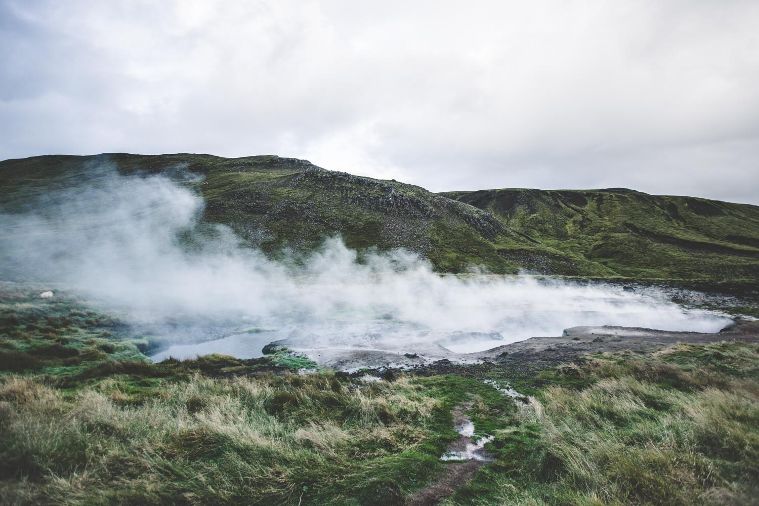 Hot springs - iceland 5 day itinerary