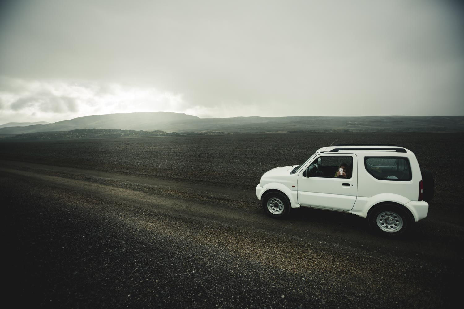 Jimny - Perfect for your South West Icleand Itinerary