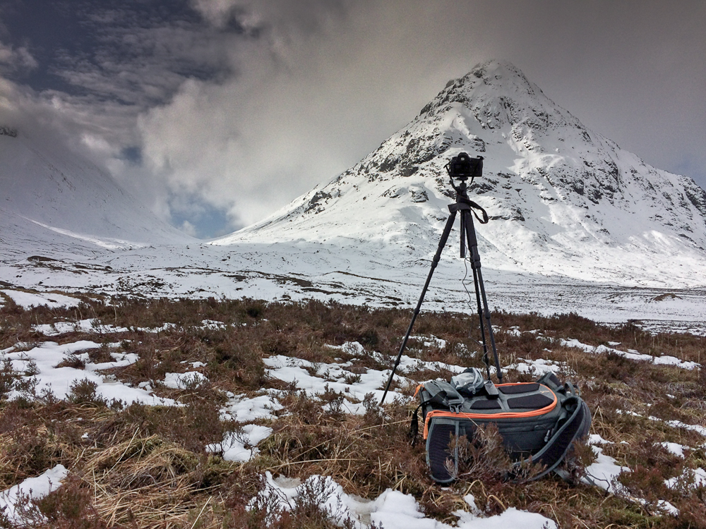 Landscape Photography Tips - Bag