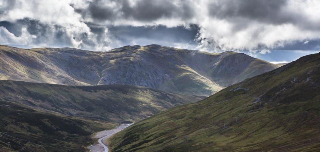 Scottish Landscape Fine Art Print